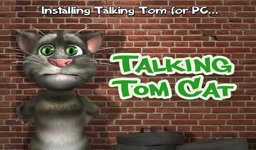 The original talking tom cat is back - and better than ever