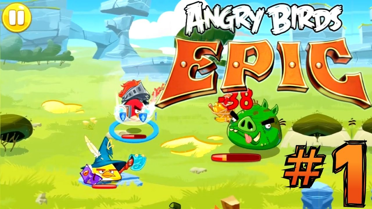 Angry birds epic for pc-myapps4pc