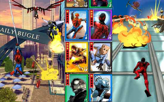 Spider-Man-Unlimited-game-theme-myapps4pc