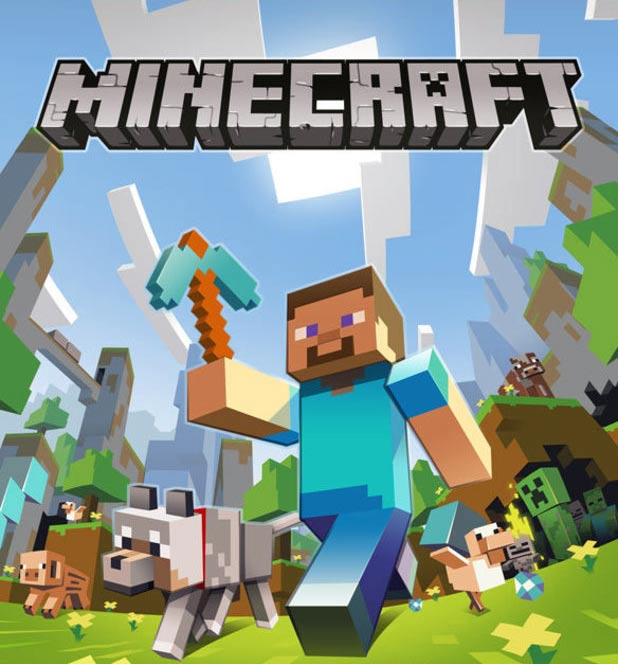 Minecraft-myapps4pc