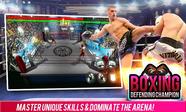 boxing-defending game for mac-myapps4pc