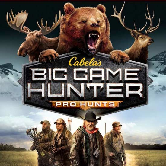 Cabela's Big Game Hunter-download for pc-myapps4pc