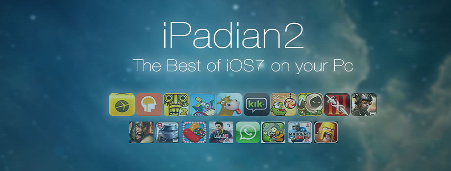 imessage online using iPadian-myapps4pc