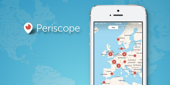 how to use periscope on pc